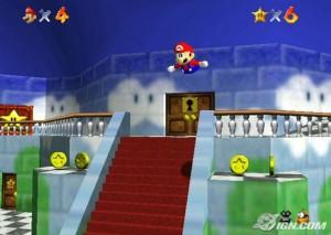 Aventure Super Mario Wii