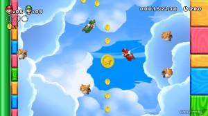 Aventure Super Mario WiiU